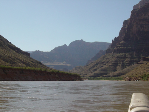 Grand Canyon River Boat
