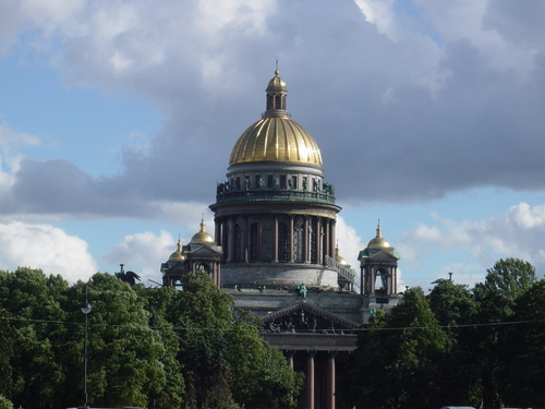 Isaac Cathedral